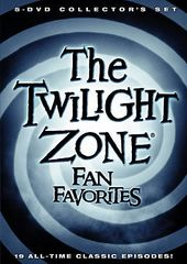 The Twilight Zone - Fan Favorites (Blu-ray)