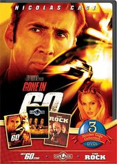 Nicolas Cage Collection (Gone in 60 Seconds / Con