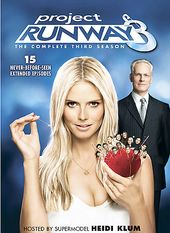 Project Runway - Complete 3rd Season (4-DVD)
