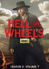 Hell on Wheels - Season 5, Volume 1 (2-DVD)