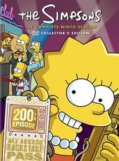 The Simpsons - Complete Season 9 (4-DVD)