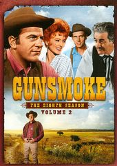 Gunsmoke - Season 8 - Volume 2 (5-DVD)