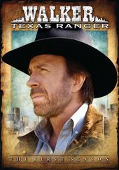 Walker, Texas Ranger - Complete 1st Season (7-DVD)