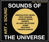 Sounds of the Universe: Art + Sound (2-CD)