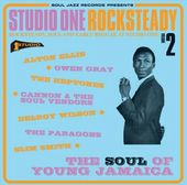 Studio One Rocksteady, Volume 2: The Soul of