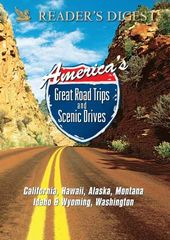 America's Great Road Trips: California, Hawaii,