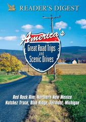 America's Great Road Trips: Red Rock, New Mexico,