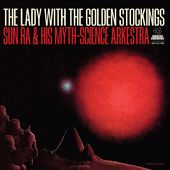"The Lady With The Gold Stockings (10"" Translucent"
