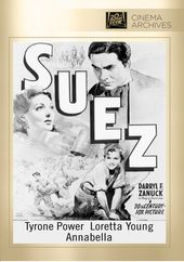 Suez (Full Screen)