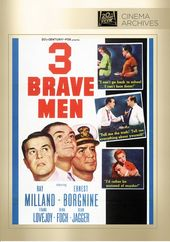 Three Brave Men (Full Screen)