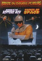 Prince of Space / Invasion of The Neptune Men