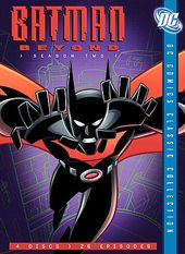 Batman Beyond - Season 2 (4-DVD)