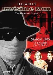 Invisible Man - Season 2 (Original Series) (2-DVD)
