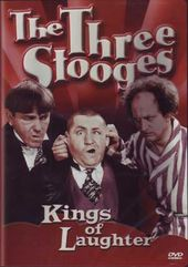 The Three Stooges - Kings of Laughter