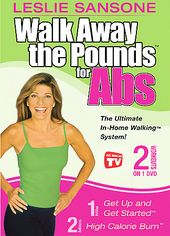 Walk Away the Pounds for Abs with Leslie Sansone