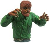 Universal Monsters - Wolfman Bust Bank