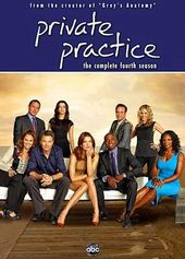 Private Practice - Complete 4th Season (5-DVD)