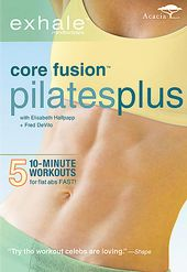 Exhale - Core Fusion Pilates Plus
