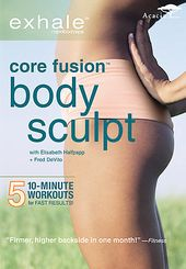 Exhale - Core Fusion Body Sculpt