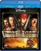 Pirates of The Caribbean: Curse of The Black
