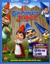 Gnomeo & Juliet (Blu-ray + DVD)