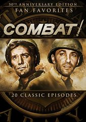 Combat! - Fan Favorites (50th Anniversary