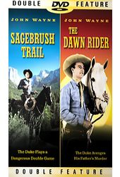 John Wayne - Double Feature: Sagebrush Trail /