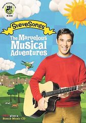 SteveSongs - The Marvelous Musical Adventures