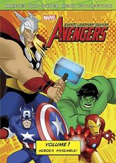 The Avengers - Earth's Mightiest Heroes, Volume 1