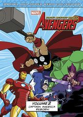 The Avengers - Earth's Mightiest Heroes, Volume 2