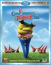 Gnomeo & Juliet 3D (Blu-ray + DVD)