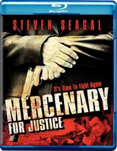 Mercenary for Justice (Blu-ray)