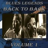 Blues Legends Back to Back, Volume 1
