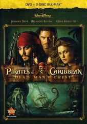 Pirates of the Caribbean: Dead Man's Chest (DVD +