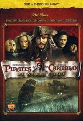 Pirates of the Caribbean: At World's End (DVD +