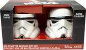Star Wars - Stormtrooper Bank and Mug Set