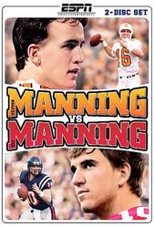 Football - Manning vs. Manning (2-DVD)