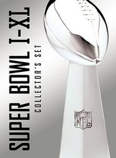 Football - Super Bowl Collection: I-XL (20-DVD)