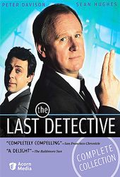 The Last Detective - Complete Collection (9-DVD)