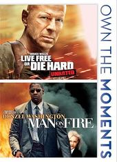 Live Free or Die Hard (Unrated) / Man on Fire