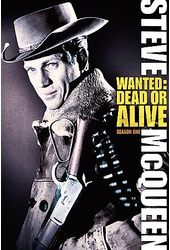 Wanted: Dead or Alive - Season 1 (4-DVD)