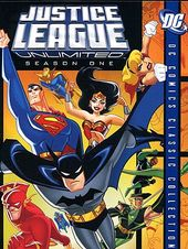 Justice League Unlimited - Complete 1st Season