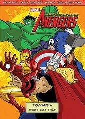 The Avengers: Earth's Mightiest Heroes, Volume 4