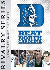 Basketball - NCAA Rivalry Series: Duke Beat North