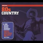 Real 80's: Country (3-CD)