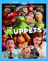 The Muppets (Blu-ray + DVD)