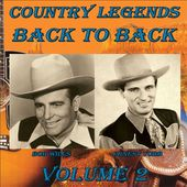 Country Legends Back to Back, Volume 2