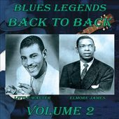 Blues Legends Back to Back, Volume 2