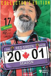 Red Green - Red Green Show: 2001 Season (3-DVD)