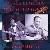 Blues Legends Back to Back, Volume 3